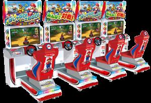 マリオカートアーケードグランプリ